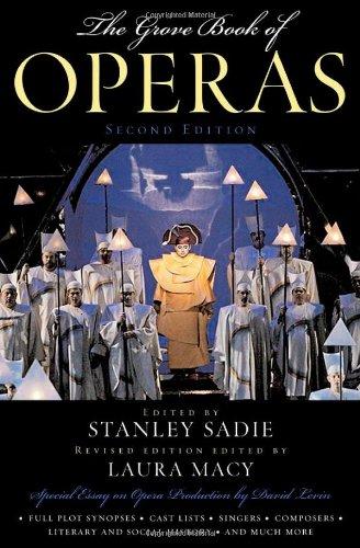 The Grove Book of Operas - Macy's University