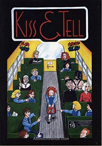 Kiss & Tell #3 FN ; Patricia Breen comic book