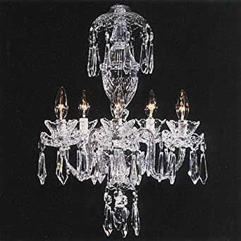 Dunmore five arm mini chandelierhallway by waterford crystal dunmore five arm mini chandelierhallway by waterford crystal aloadofball Images