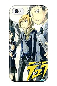 Durarara Case Compatible With Iphone 4/4s/ Hot Protection Case