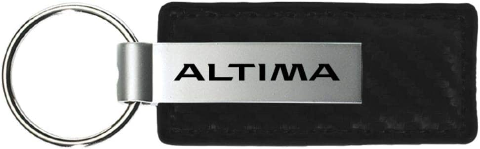 Lifetime Warranty Ford F-150 Duo Black Leather Key Chain Officially Licensed