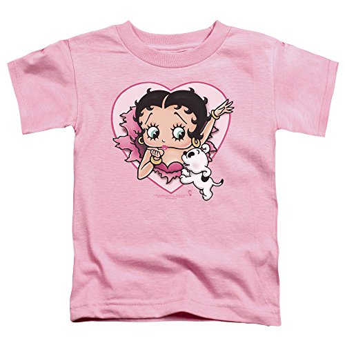 Toddler: Betty Boop - I Love Betty Baby T-Shirt Size 4T