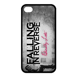 Customize Falling In Reverse Back Case for iphone4 4S JN4S-1675