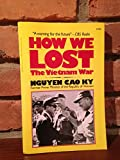 img - for How We Lost the Vietnam War book / textbook / text book