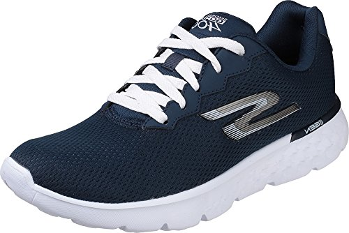Footwear Lace 400 Trainers Skechers Sports Shoes white Up Navy Go Running Action Onlyuniform Run Ladies vRXt7w7q