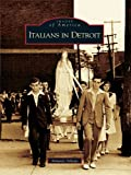 Italians in Detroit by Armando Delicato front cover