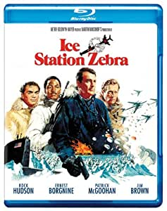 Ice Station Zebra [Blu-ray] [Import]