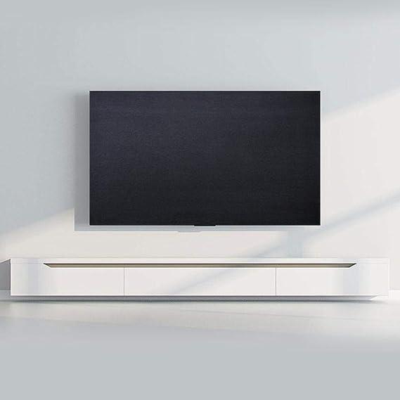 KOBWA - Funda Antipolvo para televisor (43 Pulgadas) para Pantallas Planas, Resistente al Polvo, a Prueba de arañazos, protección Completa, Tejido elástico Suave, Color Negro: Amazon.es: Electrónica