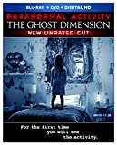 Paranormal Activity: The Ghost Dimension [Blu-ray] (Bilingual) [Import]