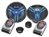 "Blitz BZC6K 6.5"" 2-Way Component Speaker System (Pair)"