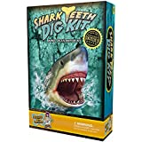 Discover with Dr. Cool Shark Tooth Dig Kit – Dig Up 3 Real Shark Teeth Fossils!