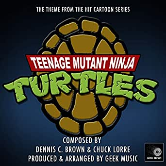 Teenage Mutant Ninja Turtles Cartoon - Main Theme V2 de Geek ...