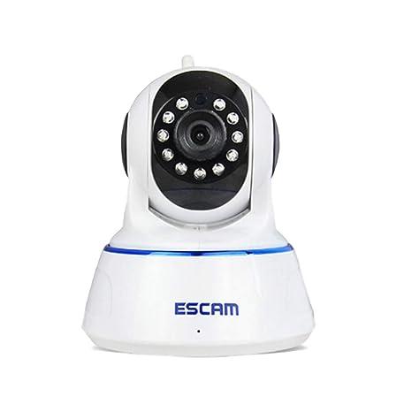 YPPDSD Cámara de Seguridad, 1080P WiFi Cámara IP inalámbrica Cámara de Interior Almacenamiento en la