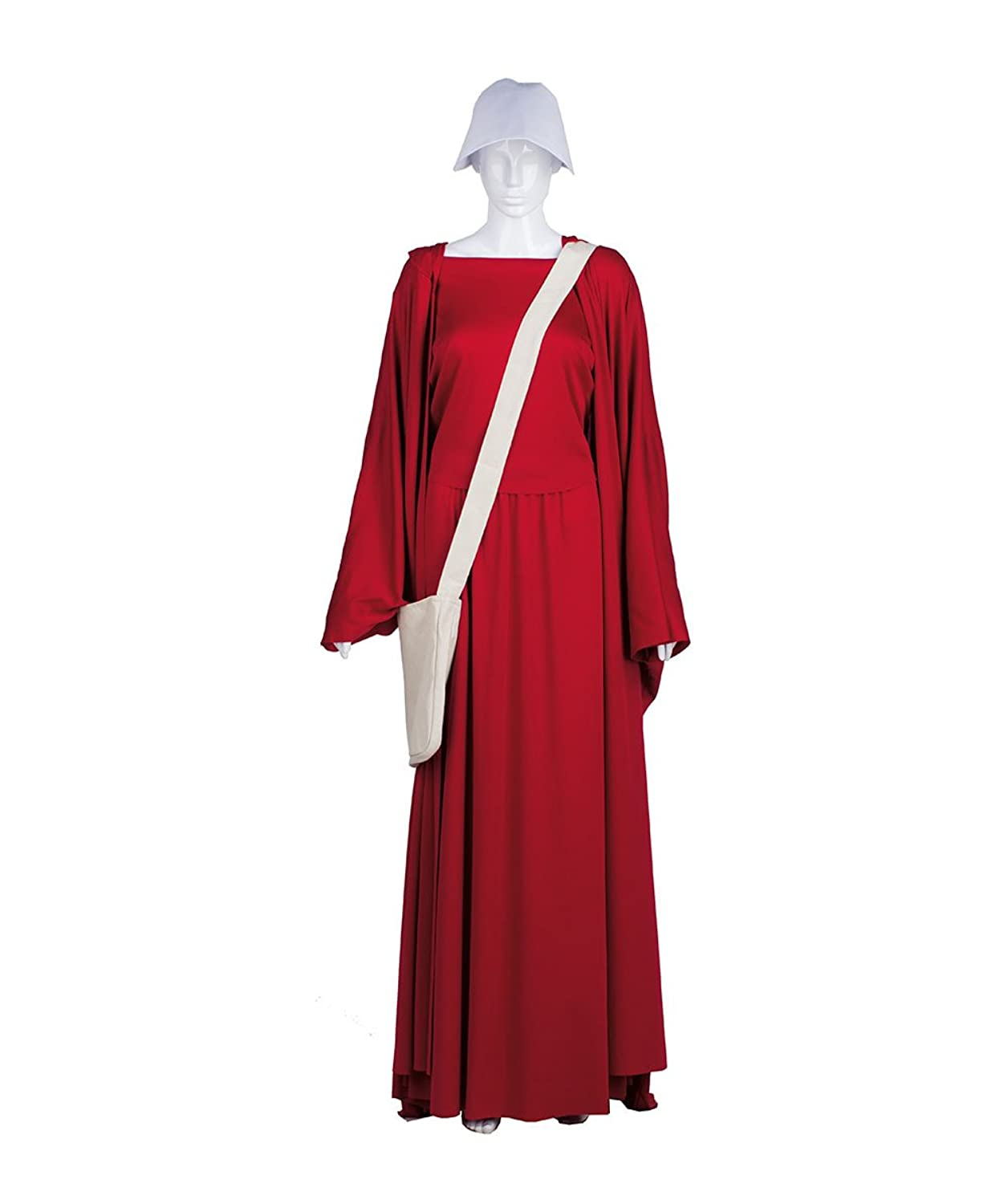 Halloween Party Online Adult Women's handmaid Full Set Costume