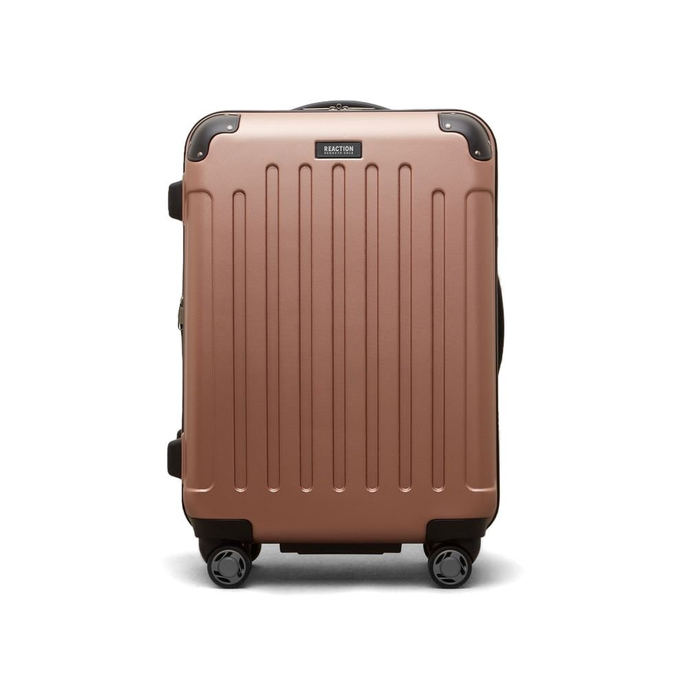 Kenneth Cole Reaction Renegade 24'' Abs Expandable 8-Wheel Upright, Rose Gold