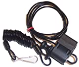 K&S Technologies 12-0090 Black Racer's Tether Engine Kill Switch