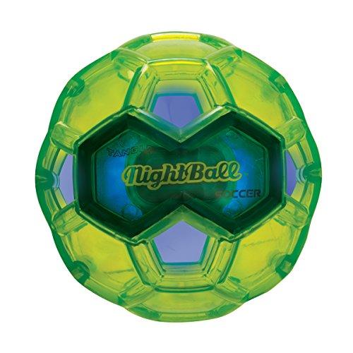 Tangle Sport Matrix Airless NightBall Soccer Ball