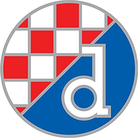 Nk Dinamo Zagreb Croatia Soccer Football Hochwertigen Auto Autoaufkleber 12 X 12 Cm Küche Haushalt