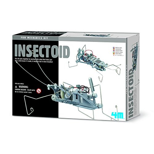 4M Insectoid Robot Science Kit ()
