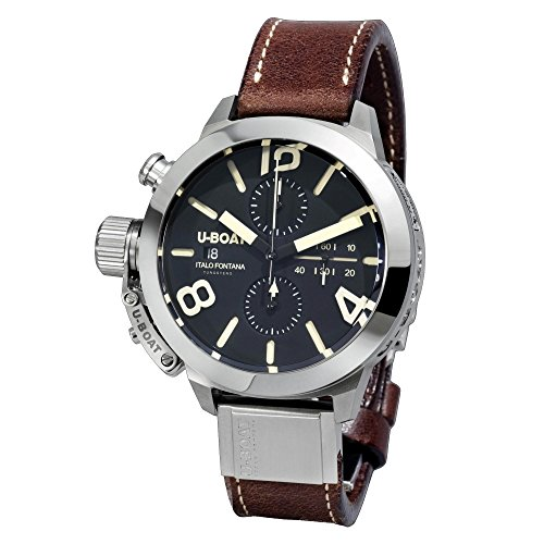 U-Boat 7430-A Classico 45 Tungsteno CAS1 Wristwatch for sale  Delivered anywhere in USA