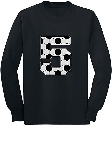 Amazoncom Tstars Soccer 5th Birthday Gift For 5 Year Old