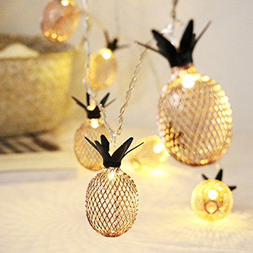 Pineapple Shaped Outdoor Lighting - 4