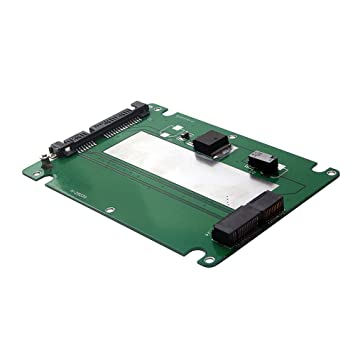 Docooler - Adaptador de SSD a SATA 3.0 de 2,5 Pulgadas para Apple ...