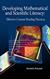Developing Mathematical and Scientific Literacy : Effective Content Reading Practices, Pugalee, David K., 1933760095