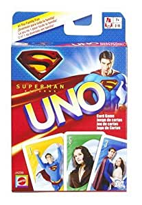 Superman Returns UNO Card Game