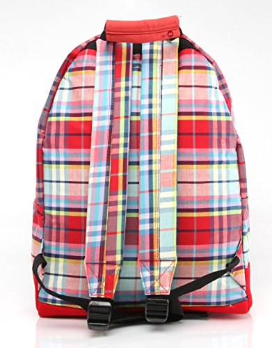 Red Mi Casual 17 003 Daypack Rucksack Tartan Litres 740324 Pac ngwqOCP