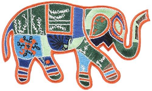 Animales de aplicacin Patchwork elefante Patch