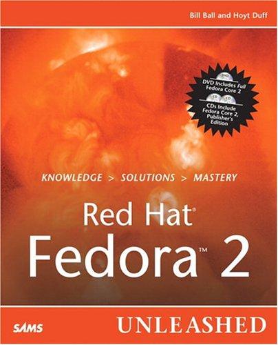 Download Red Hat Fedora 2 Unleashed pdf epub