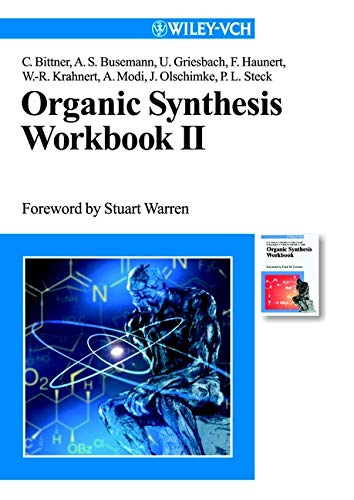 Organic Synthesis Workbook II (No.2)