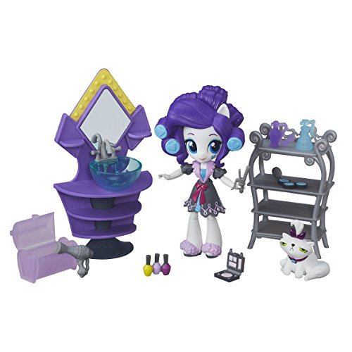 My Little Pony Equestria Girls Minis Rarity Slumber Party Be