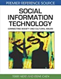 Social Information Technology, Terry Kidd, 1599047748