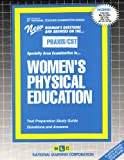 Women's Physical Education, Rudman, Jack, 0837384478