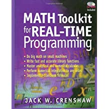 Math Toolkit for Real-Time Programming