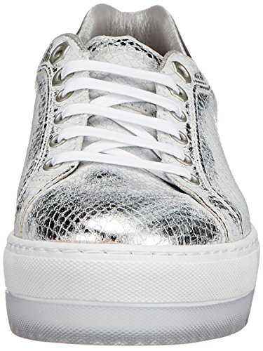 para Y01253 Silver W Lenglas Andyes S White H1144 Diesel Sneake Multicolor Zapatillas Mujer W6FR4wcq