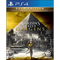 Assassin's Creed Origins SteelBook Gold Edition -...