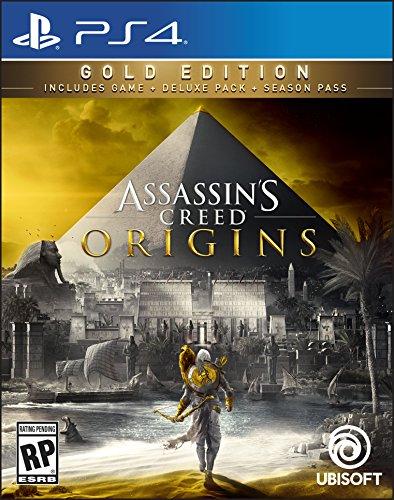 Assassin's Creed Origins SteelBook Gold Edition ...