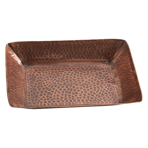 TAG Hammered Copper Tray (Hammered Copper Trays)