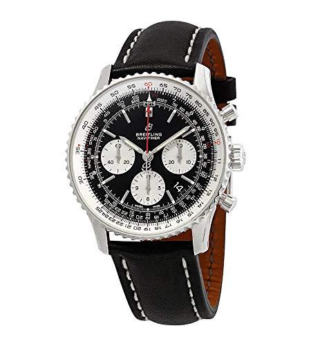 Breitling Navitimer 1 B01 Chronograph 43 AB0121211B1X1 Men's Watch