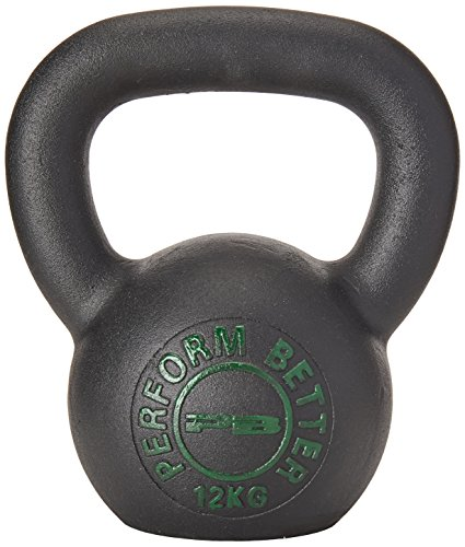 Perform Better First Place Gravity Cast Iron Kettlebell, 44 kg