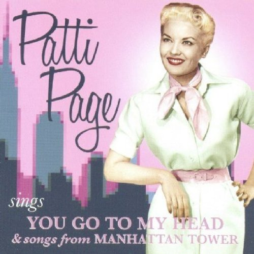 Sings You Go To My Head   Songs From Manhattan Tower