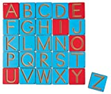 Nathan Graphic Stencils - Capital Letters