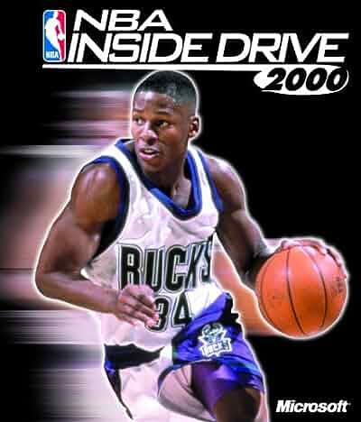 Amazon.com: NBA Inside Drive 2000 - PC: Video Games