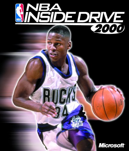 NBA Inside Drive 2000 - PC by Microsoft