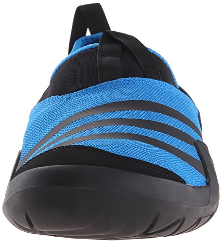 Adidas Outdoor Herren Climacool Jawpaw Slip-On Wasserschuh Schock Blau / Schwarz / Weiß