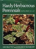 """""""Hardy Herbaceous Perennials (Gardener's Guide)"""" av Leo Jelitto"""