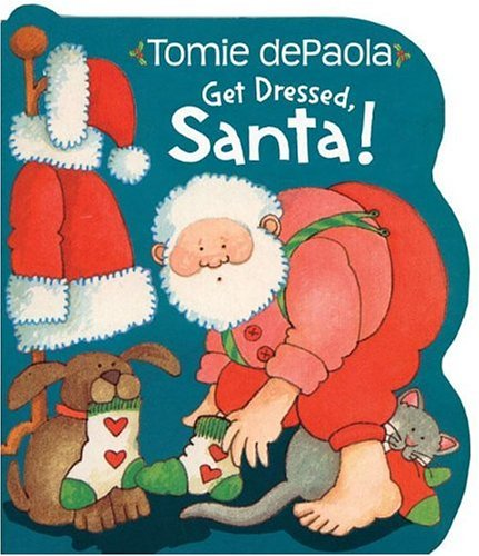 Download Get Dressed, Santa! ebook